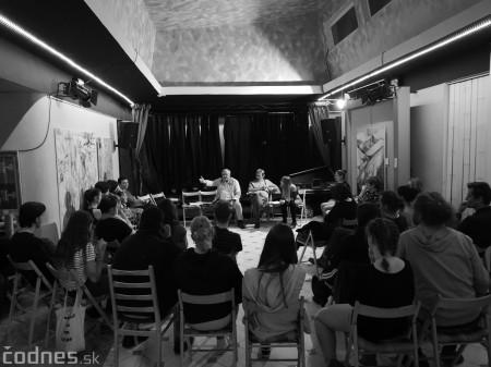 Foto: Predstavenie Jedna na druhú a vyhodnotenie festivalu Divadelná Prievidza 2019 14