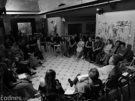 Foto: Predstavenie Jedna na druhú a vyhodnotenie festivalu Divadelná Prievidza 2019 16