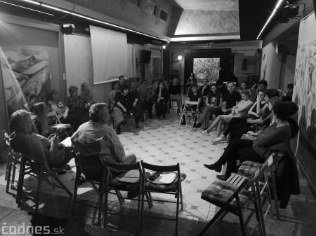 Foto: Predstavenie Jedna na druhú a vyhodnotenie festivalu Divadelná Prievidza 2019 17