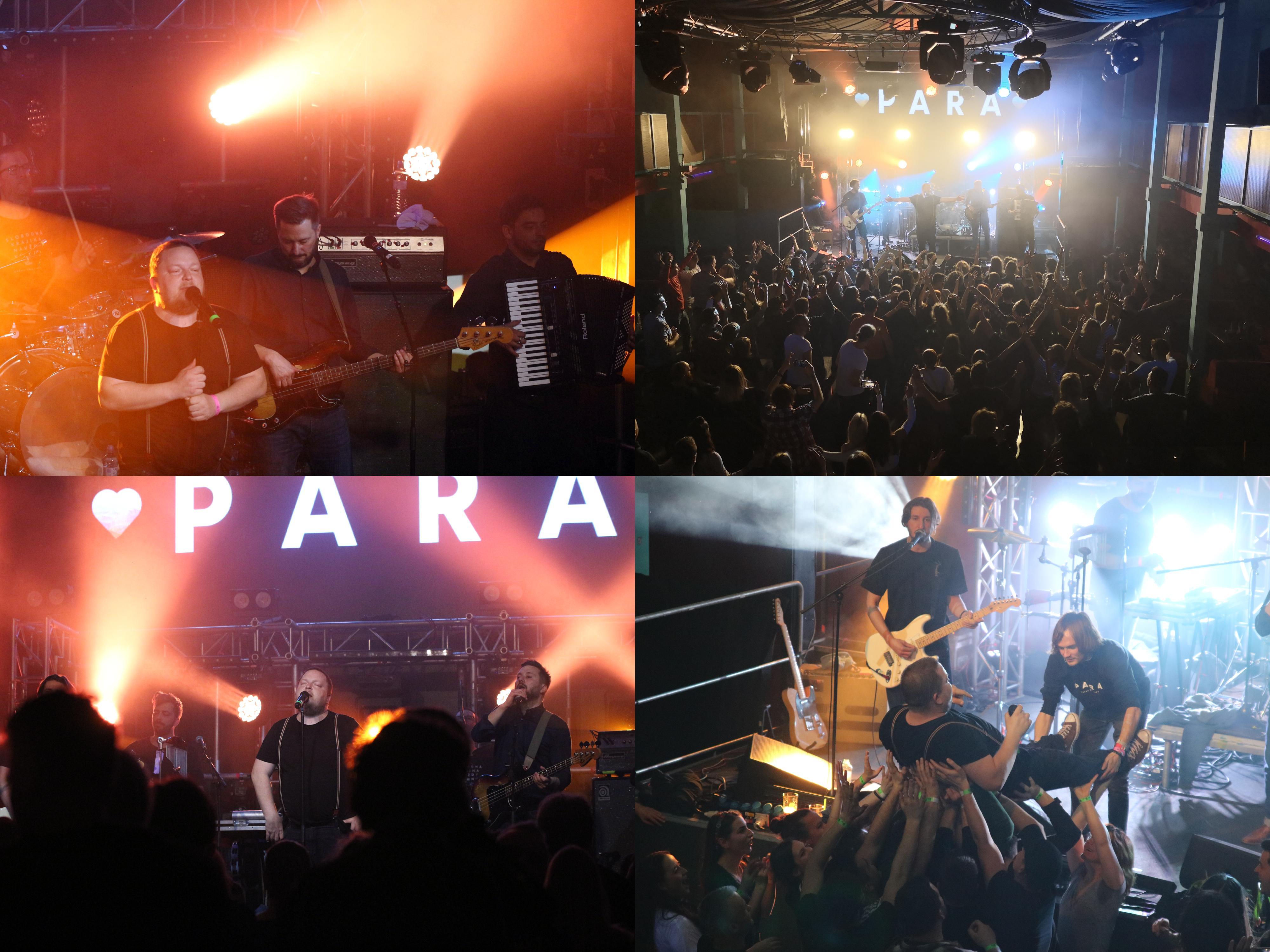 Foto a video: PARA - Našou Krajinou Tour 2019 - Lastriga club