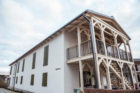 Foto: Novopostavený penzión Meridiana v Bojniciach 6