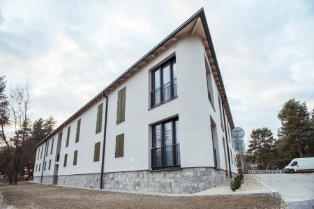 Foto: Novopostavený penzión Meridiana v Bojniciach 7