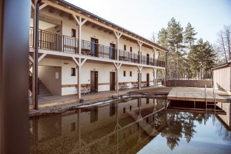 Foto: Novopostavený penzión Meridiana v Bojniciach 9
