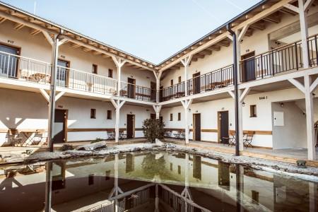 Foto: Novopostavený penzión Meridiana v Bojniciach 10