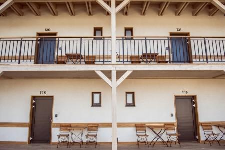 Foto: Novopostavený penzión Meridiana v Bojniciach 12
