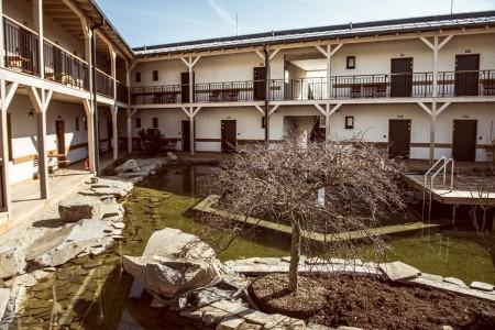 Foto: Novopostavený penzión Meridiana v Bojniciach 14