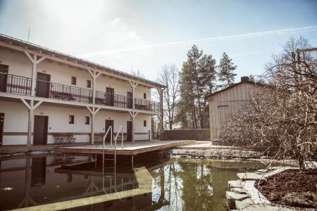 Foto: Novopostavený penzión Meridiana v Bojniciach 15