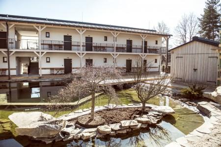 Foto: Novopostavený penzión Meridiana v Bojniciach 17