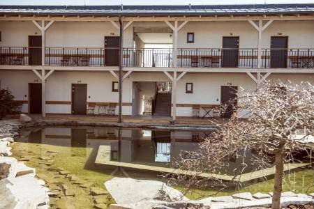 Foto: Novopostavený penzión Meridiana v Bojniciach 18