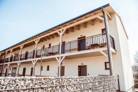 Foto: Novopostavený penzión Meridiana v Bojniciach 25
