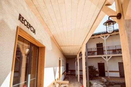 Foto: Novopostavený penzión Meridiana v Bojniciach 26