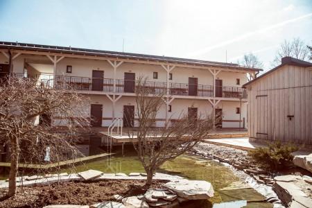 Foto: Novopostavený penzión Meridiana v Bojniciach 28