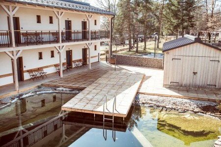 Foto: Novopostavený penzión Meridiana v Bojniciach 36