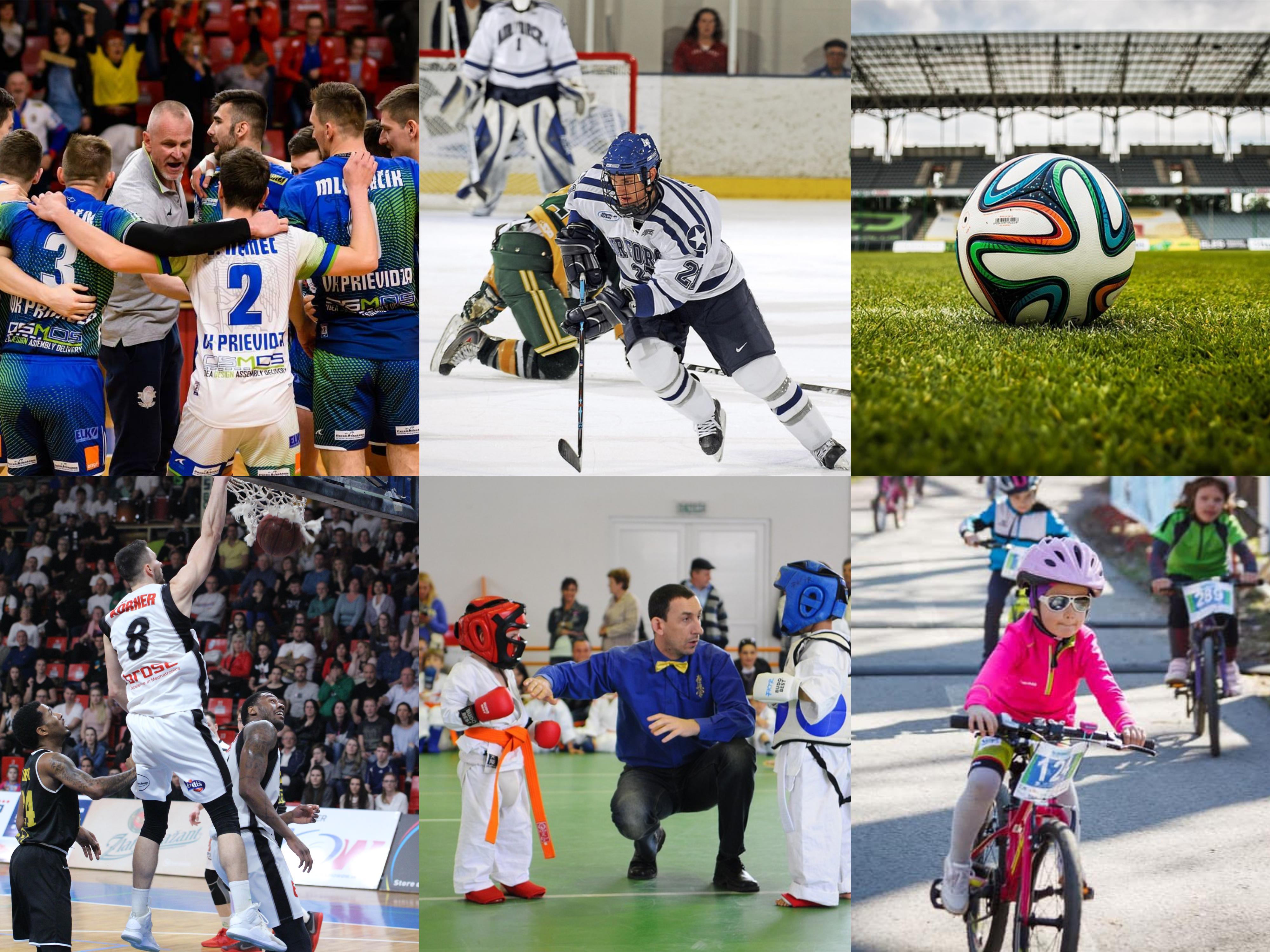 Mesto Prievidza opäť výrazne podporilo mládežnícky šport