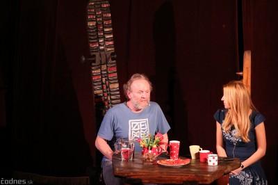 """Jaroslav Dušek - Talk show """"PODOBY LÁSKY"""""""