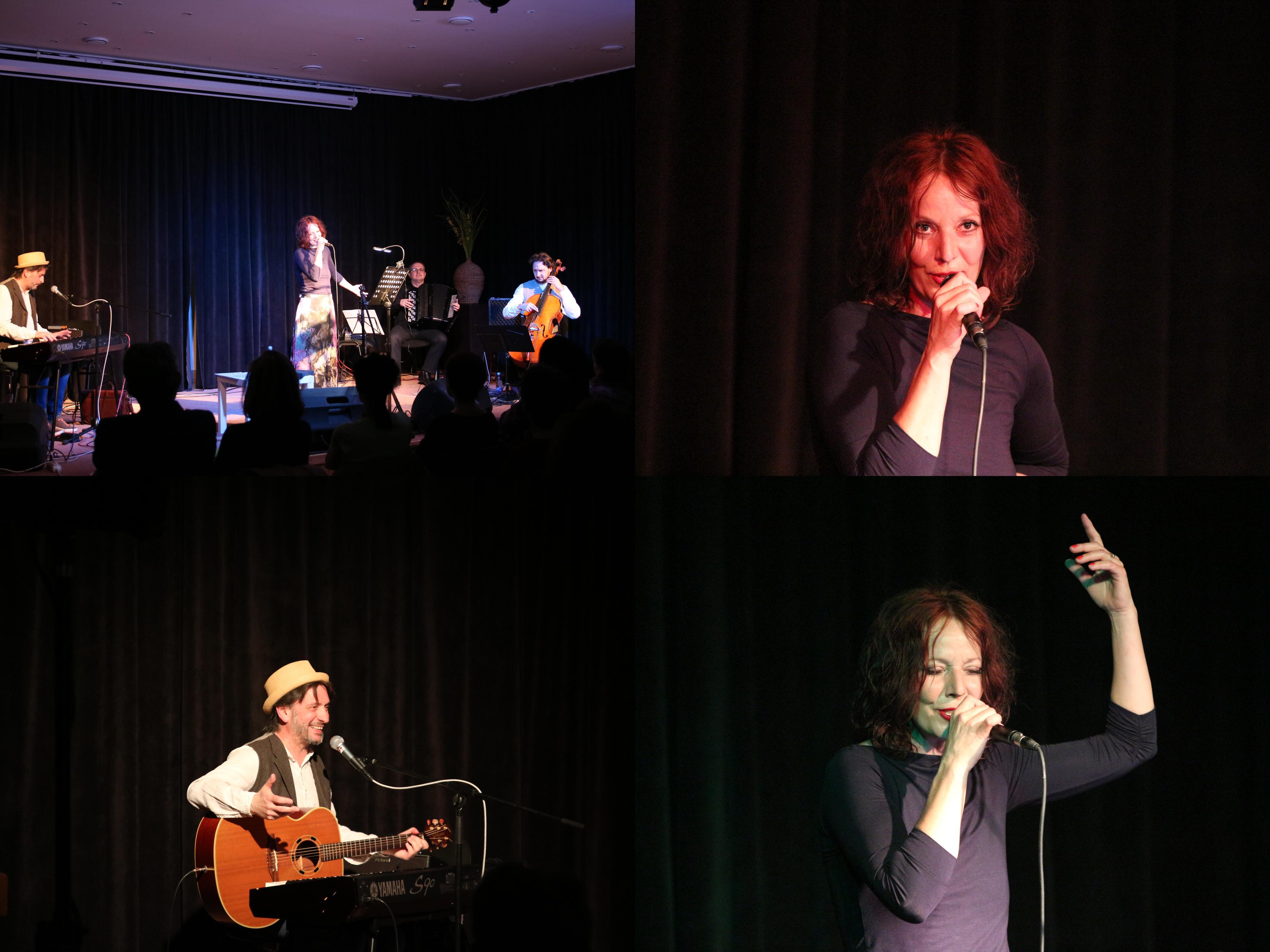 Foto: Koncert Szidi Tobias & Band