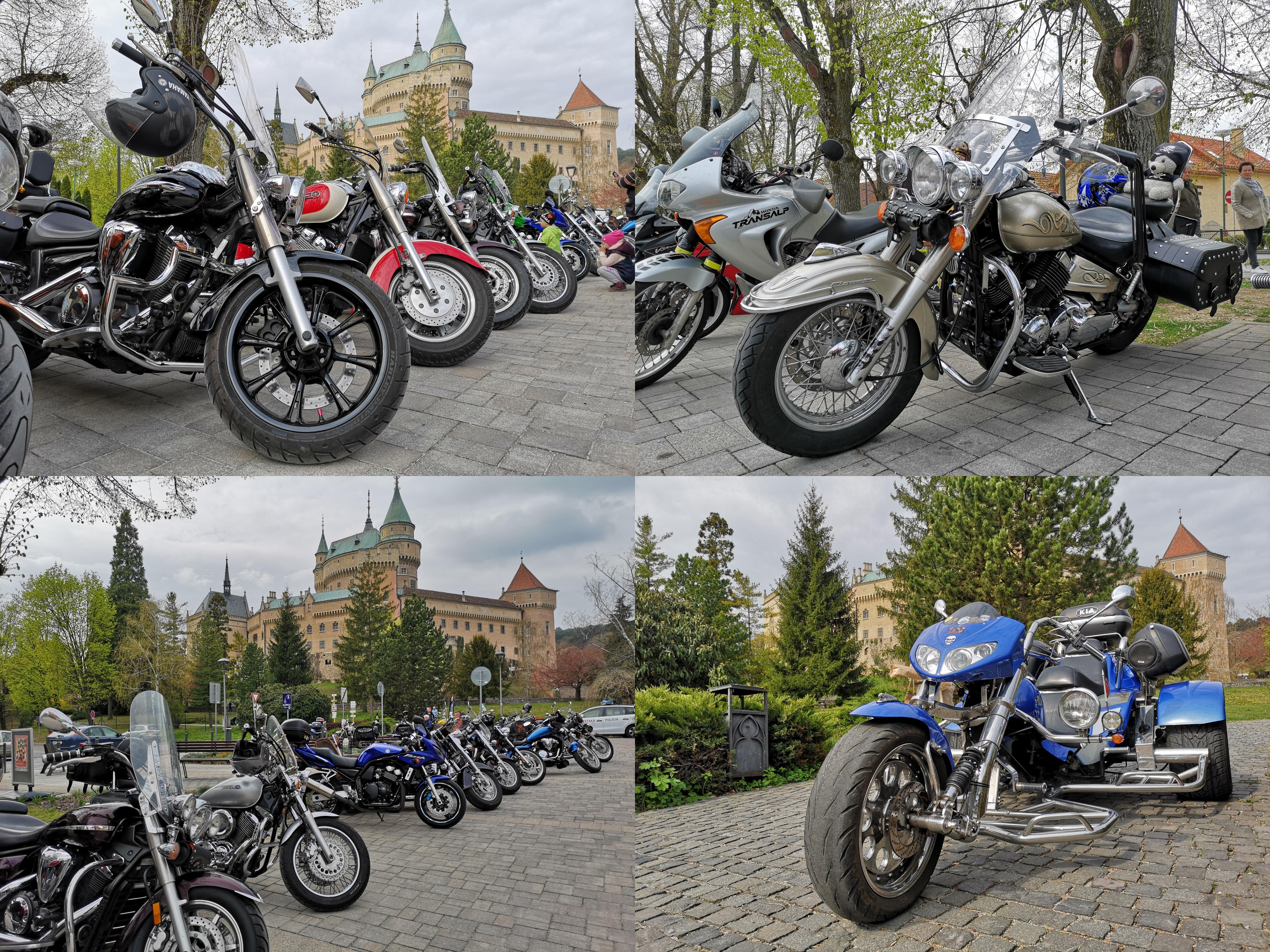 Foto a video: OTVORENIE motorkárskej sezóny Bojnice 2019