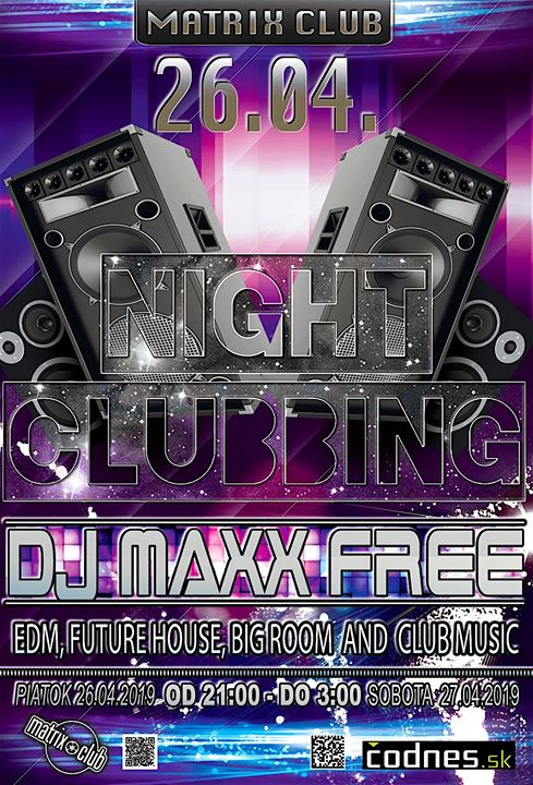Night Clubbing Vol.20 - 26.4.