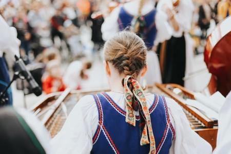 Foto: FS Malý Vtáčnik na Veľkonočných trhoch v Prievidzi 19