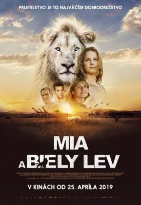 Mia a biely lev (Mia et le lion blanc)