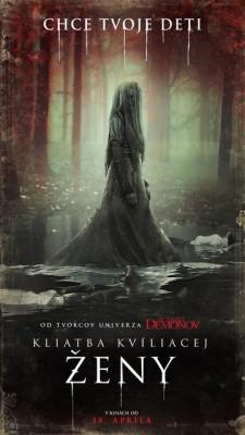 Kliatba kvíliacej ženy (The Curse of La Llorona)
