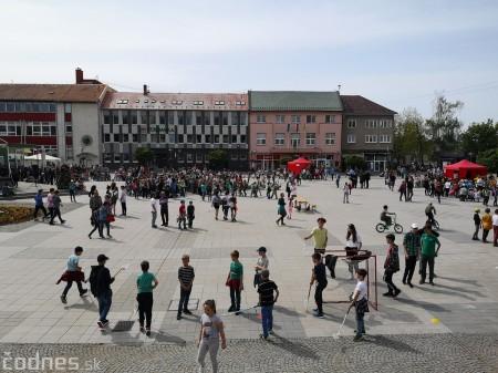 Foto: Prievidzské deti oslavovali les na akcii EKOROK 2019 6