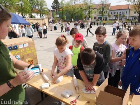Foto: Prievidzské deti oslavovali les na akcii EKOROK 2019 12