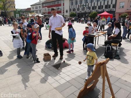 Foto: Prievidzské deti oslavovali les na akcii EKOROK 2019 15