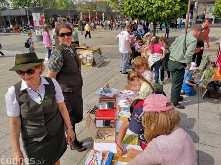 Foto: Prievidzské deti oslavovali les na akcii EKOROK 2019 18