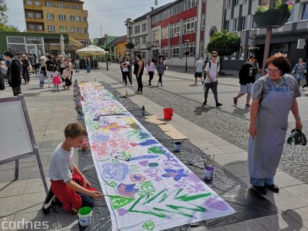 Foto: Prievidzské deti oslavovali les na akcii EKOROK 2019 21