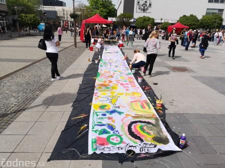Foto: Prievidzské deti oslavovali les na akcii EKOROK 2019 22