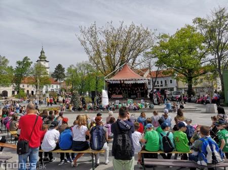 Foto: Prievidzské deti oslavovali les na akcii EKOROK 2019 23