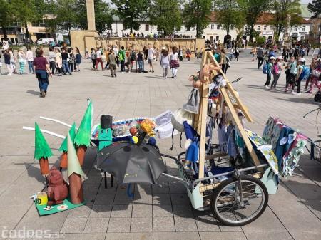 Foto: Prievidzské deti oslavovali les na akcii EKOROK 2019 26