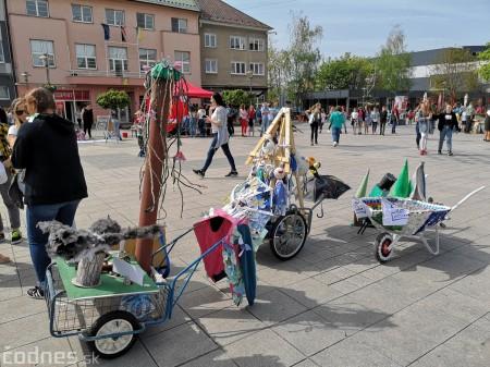 Foto: Prievidzské deti oslavovali les na akcii EKOROK 2019 27