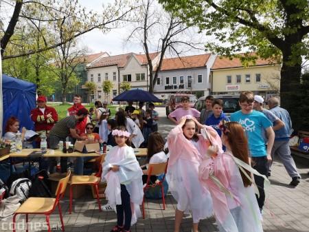 Foto: Prievidzské deti oslavovali les na akcii EKOROK 2019 29