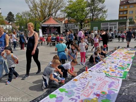 Foto: Prievidzské deti oslavovali les na akcii EKOROK 2019 32