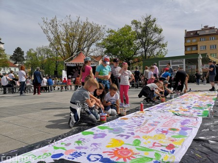 Foto: Prievidzské deti oslavovali les na akcii EKOROK 2019 33
