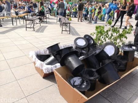 Foto: Prievidzské deti oslavovali les na akcii EKOROK 2019 35