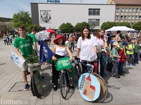 Foto: Prievidzské deti oslavovali les na akcii EKOROK 2019 36