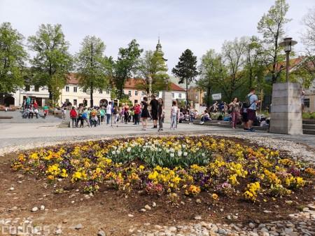 Foto: Prievidzské deti oslavovali les na akcii EKOROK 2019 45