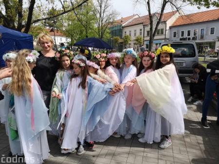 Foto: Prievidzské deti oslavovali les na akcii EKOROK 2019 47