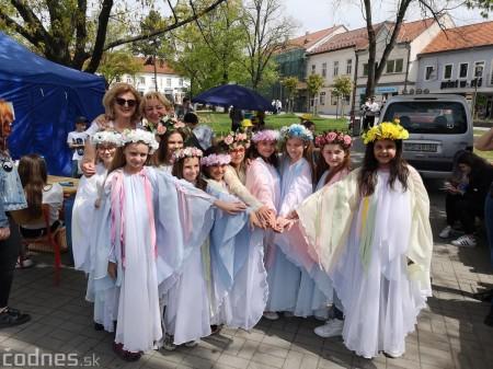 Foto: Prievidzské deti oslavovali les na akcii EKOROK 2019 48