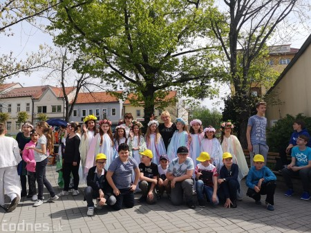 Foto: Prievidzské deti oslavovali les na akcii EKOROK 2019 49