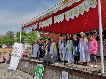 Foto: Prievidzské deti oslavovali les na akcii EKOROK 2019 50