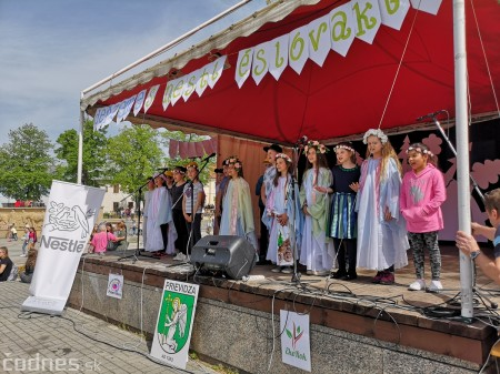 Foto: Prievidzské deti oslavovali les na akcii EKOROK 2019 51