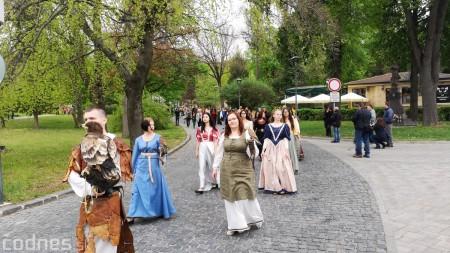 Foto a video: Bojnice - OTVORENIE LETNEJ TURISTICKEJ SEZÓNY 2019 a Oslava 25.výročia Sokoliarov Aquila 4