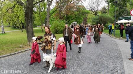 Foto a video: Bojnice - OTVORENIE LETNEJ TURISTICKEJ SEZÓNY 2019 a Oslava 25.výročia Sokoliarov Aquila 5