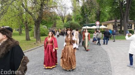 Foto a video: Bojnice - OTVORENIE LETNEJ TURISTICKEJ SEZÓNY 2019 a Oslava 25.výročia Sokoliarov Aquila 6