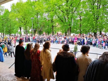 Foto a video: Bojnice - OTVORENIE LETNEJ TURISTICKEJ SEZÓNY 2019 a Oslava 25.výročia Sokoliarov Aquila 11