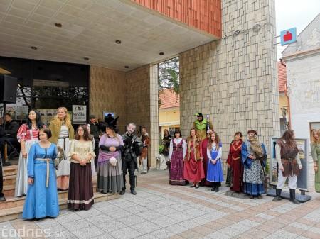 Foto a video: Bojnice - OTVORENIE LETNEJ TURISTICKEJ SEZÓNY 2019 a Oslava 25.výročia Sokoliarov Aquila 13